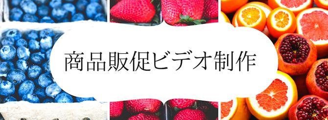 商品販促ビデオ制作(2)
